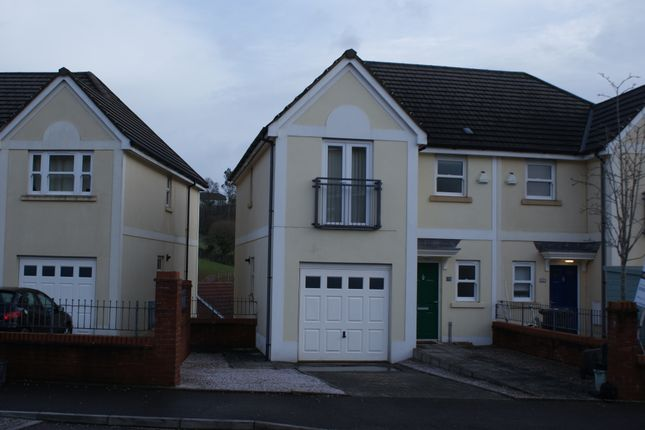 Thumbnail Semi-detached house to rent in Lyte Hill Lane, Torquay