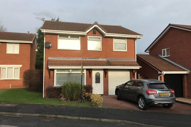Thumbnail Detached house for sale in Beechwood Close, Jarrow