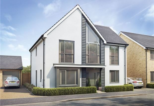 Thumbnail Detached house for sale in Plot 143, The Garnet, Littlecombe, Lister Road, Dursley, Gloucestershire