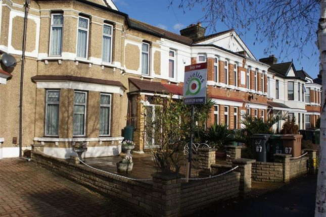 Thumbnail Terraced house for sale in Nelson Road, London