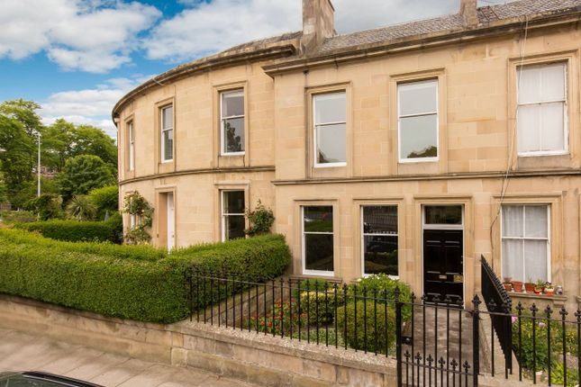 Thumbnail Terraced house for sale in 13 Bellevue Place, Bellevue