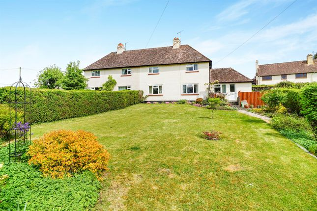 3 bed semi-detached house for sale in Hod View, Stourpaine, Blandford Forum