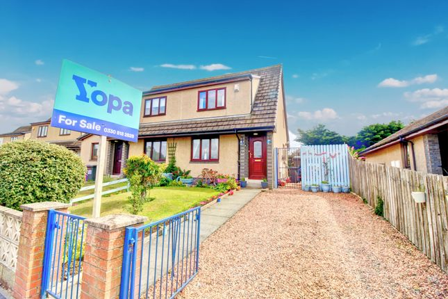 Thumbnail Semi-detached house for sale in Taymouth Terrace, Carnoustie