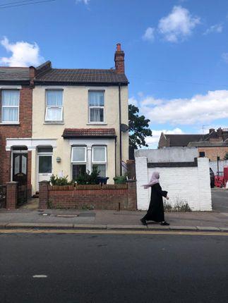 Thumbnail Flat to rent in Gordon Road, Harrow