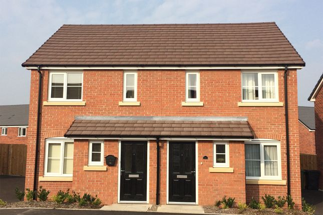 """2 bed semi-detached house for sale in """"The Alnwick"""" at Jasper Close, Coventry CV4"""