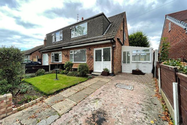 Thumbnail Semi-detached house for sale in Alma Road, Sale