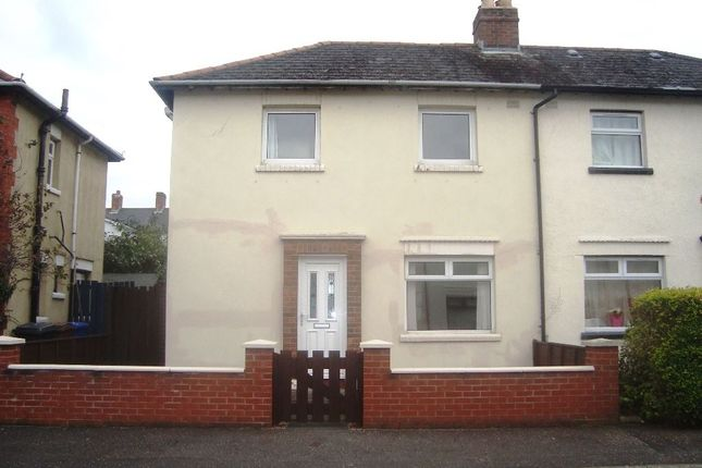 Thumbnail Semi-detached house to rent in Chesham Grove, Ravenhill, Belfast