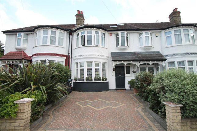 Thumbnail Property for sale in Hamilton Crescent, Palmers Green, London