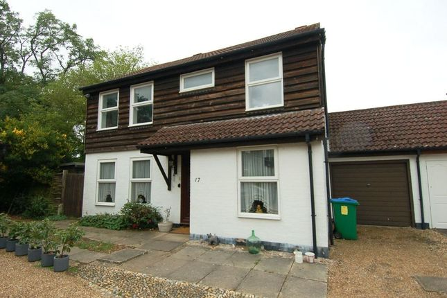 Thumbnail Link-detached house for sale in Hawley Close, Hampton