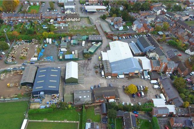 Thumbnail Commercial property for sale in Multi-Let Business Park, Wem Business Park, Wem, Wem, Shropshire