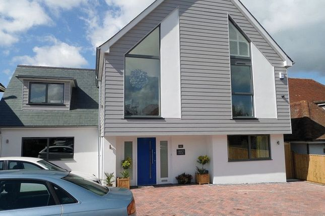 Thumbnail Flat to rent in Orchard Avenue, Parkstone, Poole