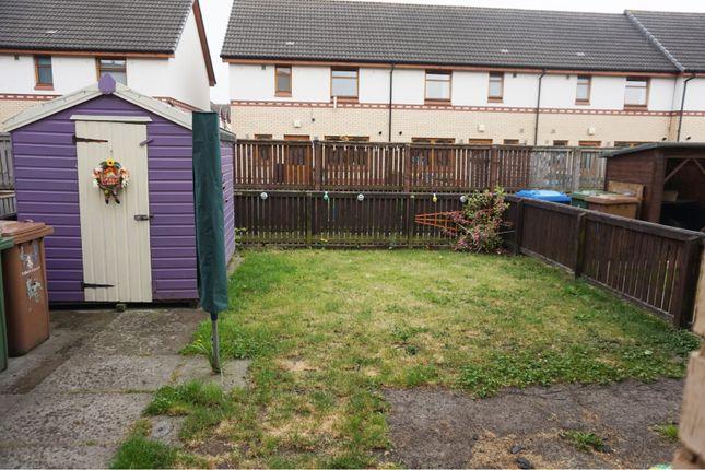 Rear Garden of Wood Street, Grangemouth FK3