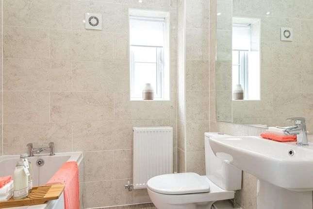 """Bathroom of """"Rochester"""" at Willowherb Road, Emersons Green, Bristol BS16"""