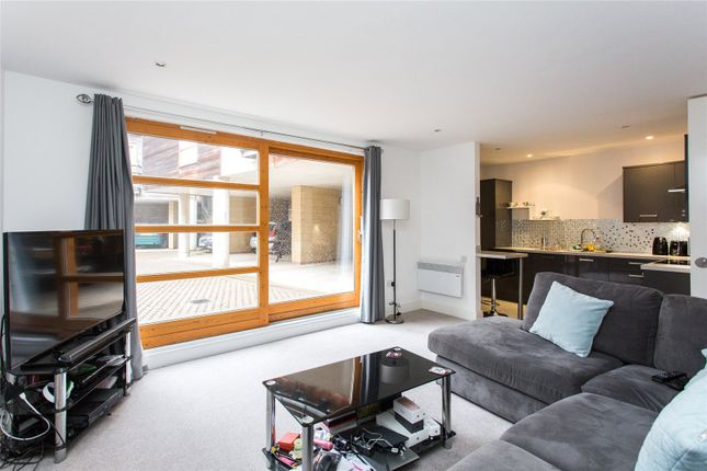 Thumbnail Flat for sale in Mawsons Court, Walmgate, York