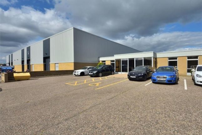Thumbnail Light industrial to let in Unit 14, Hareness Park, Hareness Circle, Aberdeen