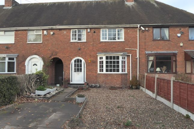 Thumbnail Terraced house for sale in Frankley Beeches Road, Northfield, Birmingham