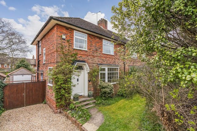 Thumbnail Semi-detached house for sale in Bassett Green Road, Southampton