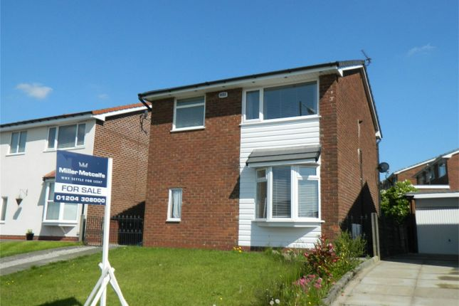 Thumbnail Detached house for sale in South Drive, Harwood, Bolton, Lancashire