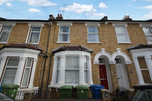 Thumbnail Flat for sale in Furley Road, London