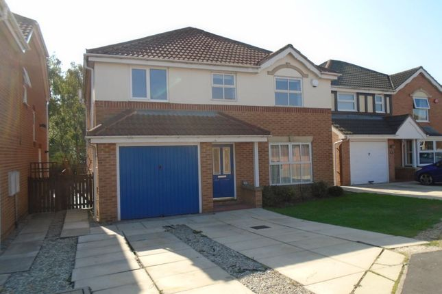 Thumbnail Detached house to rent in Bidder Drive, East Ardsley, Wakefield