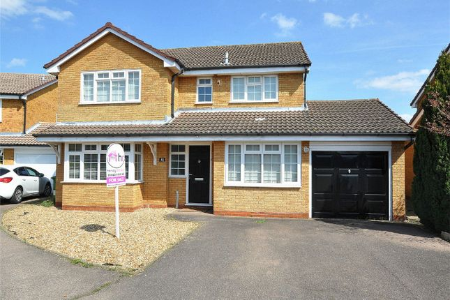 Thumbnail Detached house for sale in Grasmere, Stukeley Meadows, Huntingdon, Cambridgeshire