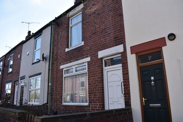 Thumbnail Terraced house to rent in King Street, Swallownest, Sheffield, South Yorkshire