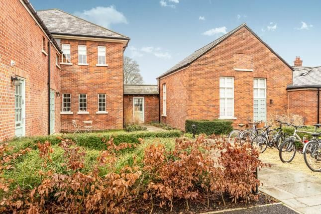 Thumbnail End terrace house for sale in The Officers Mess, Orchard Lane, Caversfield, Bicester