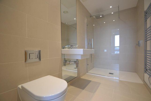 Master Bathroom of Holland Park Avenue, London W11