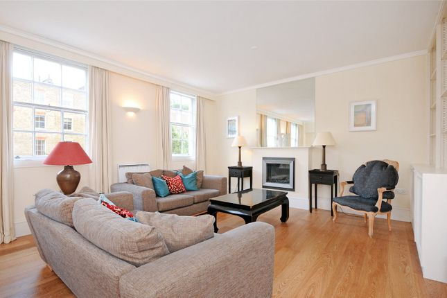 Thumbnail Flat to rent in Cliveden House, 26-29 Cliveden Place, Belgravia, London