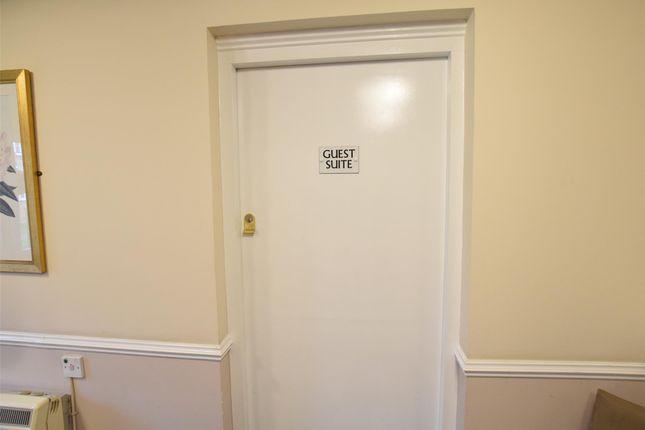 Guest Suite Door of Gibson Court, Regarth Avenue, Romford RM1