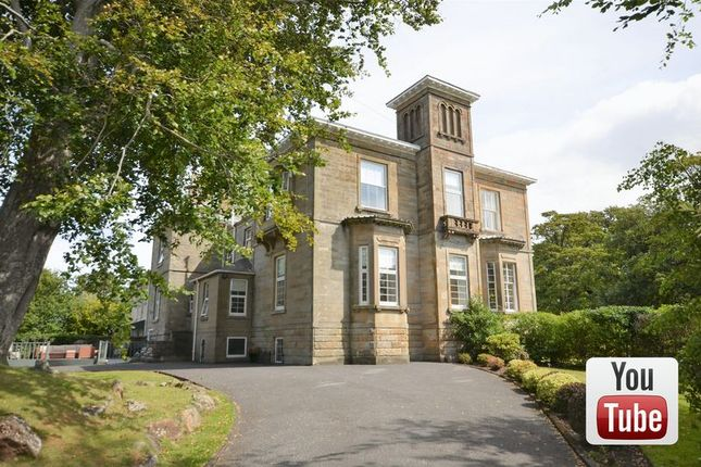 Thumbnail Property for sale in Chalmers House, 4 Racecourse View, Ayr