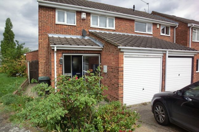 Thumbnail Semi-detached house to rent in Artillery Row, Gravesend
