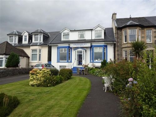 Thumbnail Detached house for sale in Dunoon, Argyll And Bute