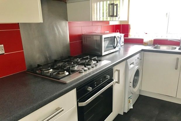 Thumbnail Flat to rent in Kerscott Road, Wythenshawe, Manchester