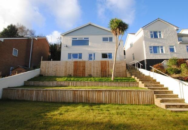 Thumbnail Detached house for sale in Cairn Road, Ilfracombe, Devon