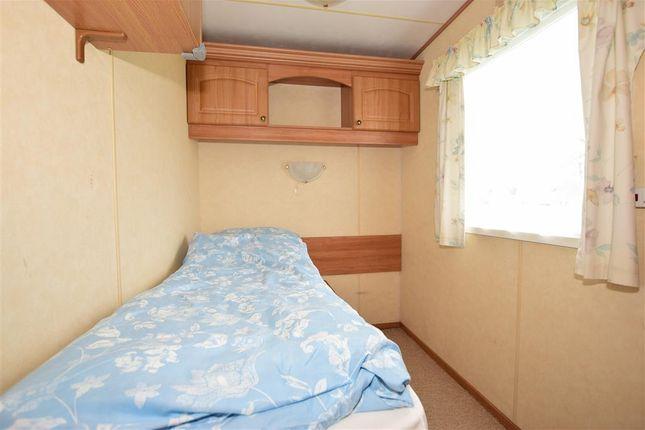 Bedroom 3 of Sandhills Holiday Park, Whitecliff Bay, Bembridge, Isle Of Wight PO35