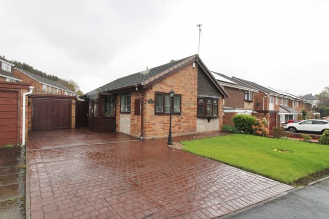 Thumbnail Detached bungalow for sale in Belinda Close, Willenhall