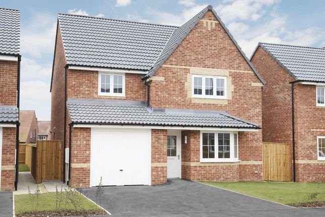 Thumbnail Detached house for sale in The Kennington At The Spinnings, Preston