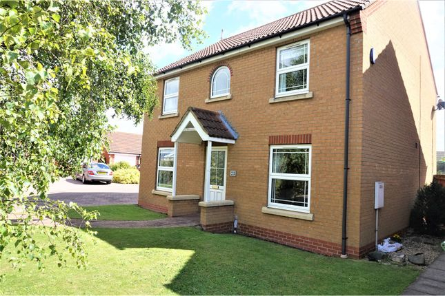 4 bed detached house for sale in Swales Road, Humberston