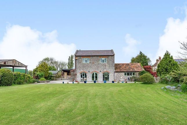 Thumbnail Detached house for sale in Yarrow Court, Wick St. Lawrence, Weston-Super-Mare