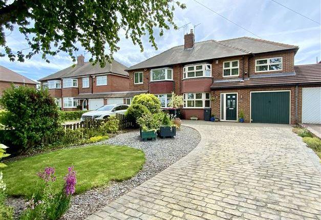 Thumbnail Semi-detached house for sale in Aughton Lane, Aston, Sheffield