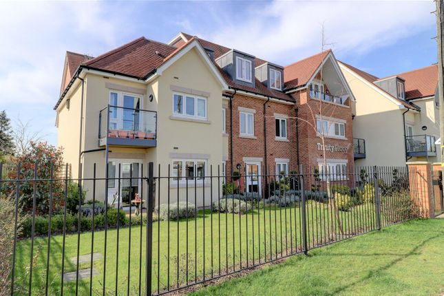 Thumbnail Flat for sale in Trinity Place, Beaumont Way, Hazlemere, High Wycombe