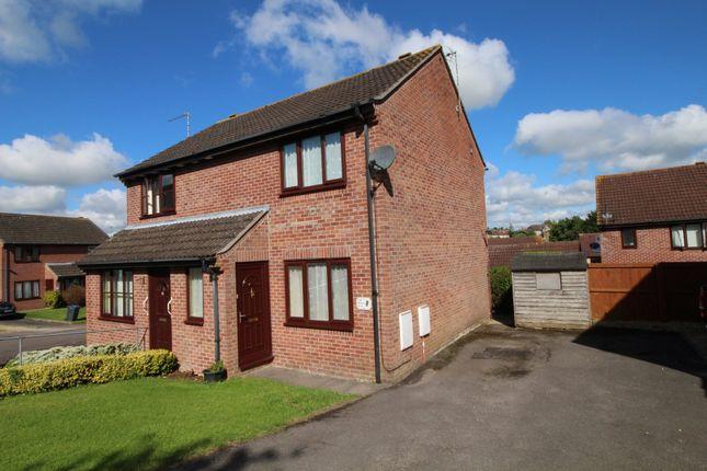 Thumbnail Semi-detached house to rent in Bonners Close, Malmesbury