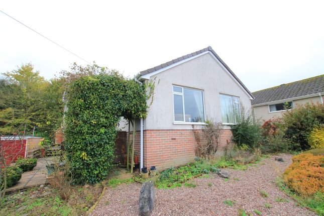 Thumbnail Detached bungalow for sale in Abbey View, Spetisbury, Blandford Forum