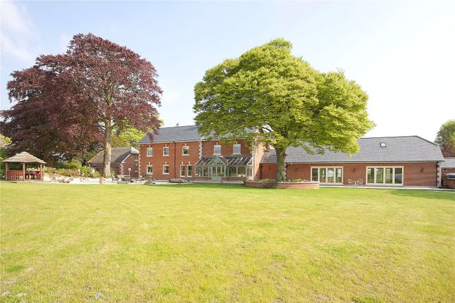 Thumbnail Detached house for sale in Berwick Bassett, Swindon, Wiltshire
