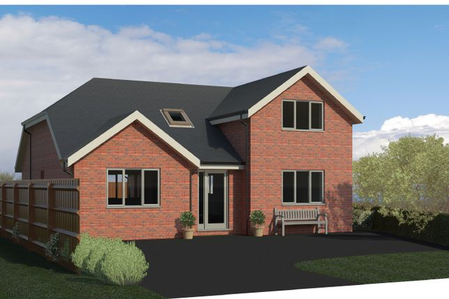Thumbnail Detached house for sale in Gables Road, Willand