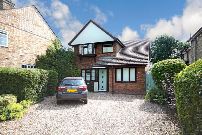Thumbnail Detached house for sale in Hardwick Road, Toft, Cambridge