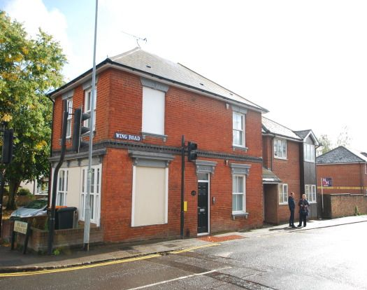 Thumbnail Flat to rent in Wing Road, Leighton Buzzard
