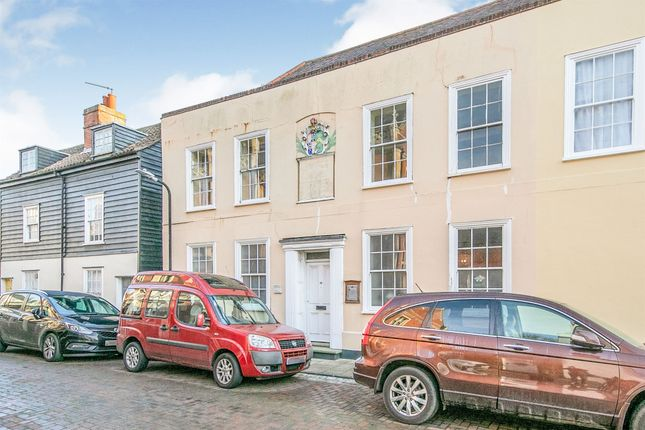 5 bed end terrace house for sale in Kings Quay Street, Harwich CO12