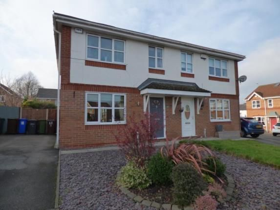 Thumbnail Semi-detached house for sale in North Way, Hyde, Greater Manchester